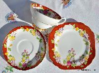 Terracotta Tea Plate
