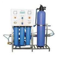 100 LPH RO Water Treatment Plant