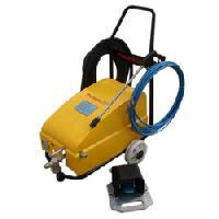 high pressure water jet vacuum cleaners