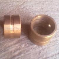Precision Turned Copper Bush