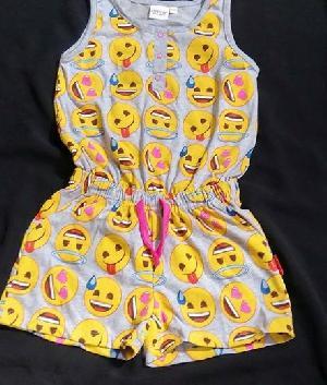 Girls Knicker Suit