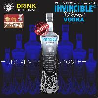 Invincible Vodka