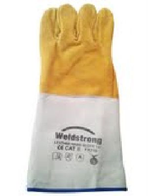 Leather Hand Glove Weldstrong