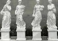 Women Marble Statues