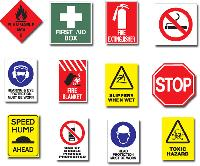 Safety Stickers
