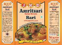 Amritsari Punjabi Masala Bari