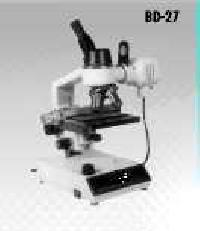 Metallurgical Inclined Monocular Microscope