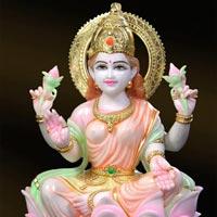 Marble Laxmi Mata Statues