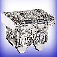 Silver Jewellery Box-03