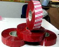 Printed Bopp Self Adhesive Tapes