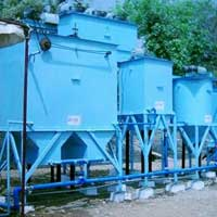 Effluent Treatment Plant & Oil Skimmer