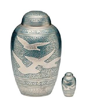 Traditional Going Home Cremation Urns