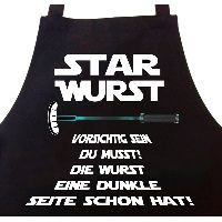 Star Sausage Grill Apron