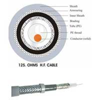 Hf Coaxial Cables