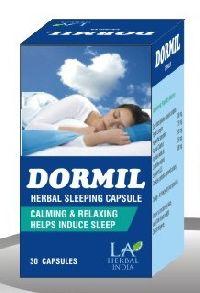 Herbal Sleeping Capsules