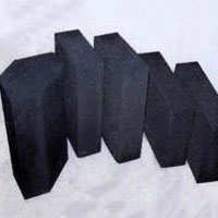 Non Impervious Carbon Bricks