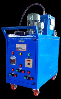 HONING OIL CENTRIFUGAL FILTRATION MACHINE