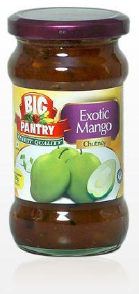 Exotic Mango Chutney