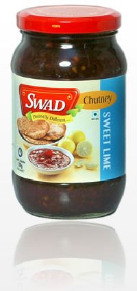 Sweet Lime Chutney
