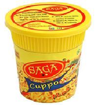 Saga Instant Cuppo Noodles