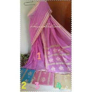 Ladies Handloom Sarees