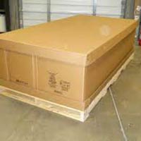 Wooden Crate Packaging Services