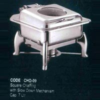 Stainless Steel Square Chafing Dishes
