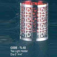 Stainless Steel Tea Light Holders