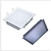 Led Recessed Smooth Vision Square Panel Light