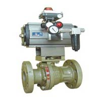 Ball Valve Pneumatic Actuator