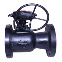 Ball Valve Single Piece Fire Safe