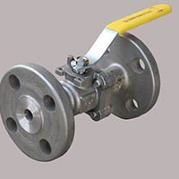 Flanged End Manual Ball Valve