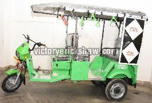 Victory Deluxe Battery Operated E Rickshaw