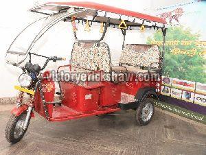 Victory Sumfnl Battery Operated E Rickshaw