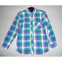 Kids Cotton Full Sleeve Shirts