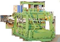 Concrete Hollow Block Making Machine
