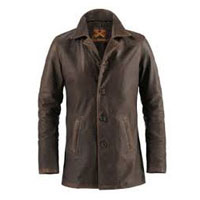 Mens Leather Apparels