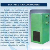 Ductable Panel Coolers