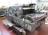 Used Heidelberg Cylinder Machine