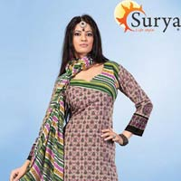 Surya Life Style Classic Cotton Salwar Suit