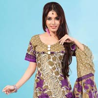 Cotton Fashion Salwar Kameez