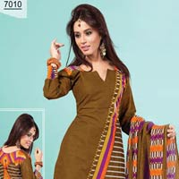 Surya Life Style Fancy Cotton Salwar Suit