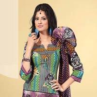 Surya Life Style Printed Cotton Salwar Kameez
