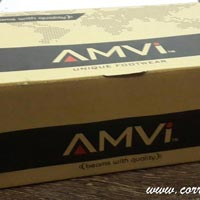 Colored Corrugated Boxes For Eva Footwear