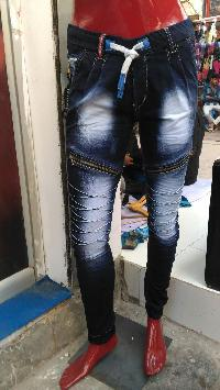Denim Jeans Joggers