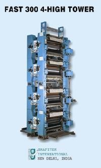 Fast 300 4 Hi Tower Printing Machine