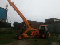 15 Ton Hydraulic Mobile Truck Crane