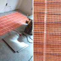 Electric Floor Heater