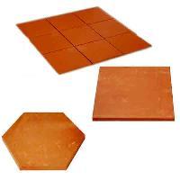 Clay Flooring Tiles