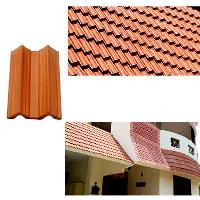 Decorative Clay Roof Tiles